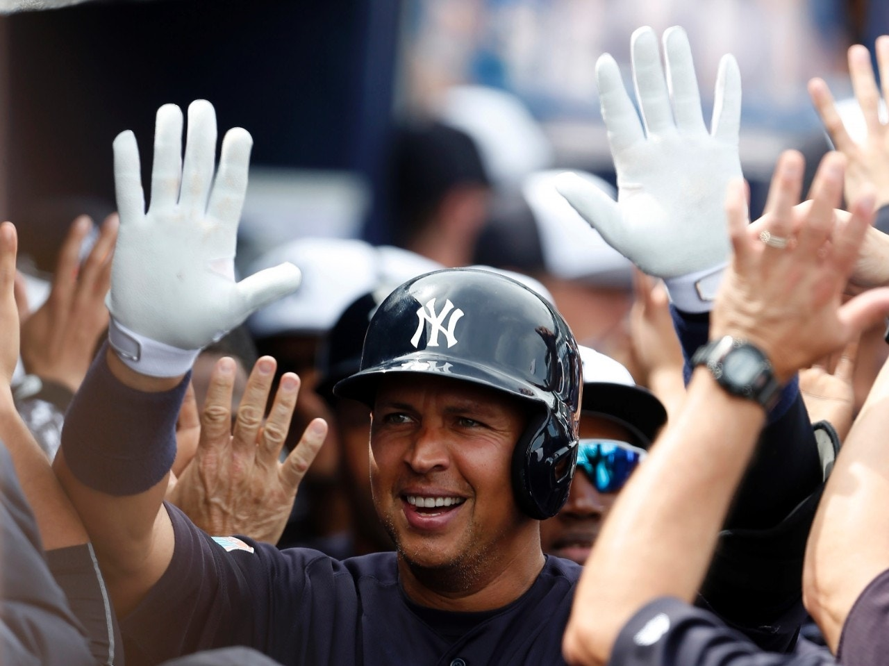 A-Rod is dating Sergey Brin's ex-wife