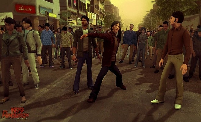 Video game depicts Iran's 1979 revolution, angers Tehran