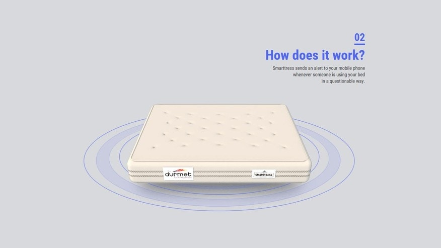 Smart mattress will out your lying, cheating spouse