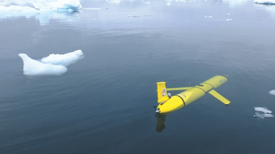 Remotely operated sub Boaty McBoatface (NERC).