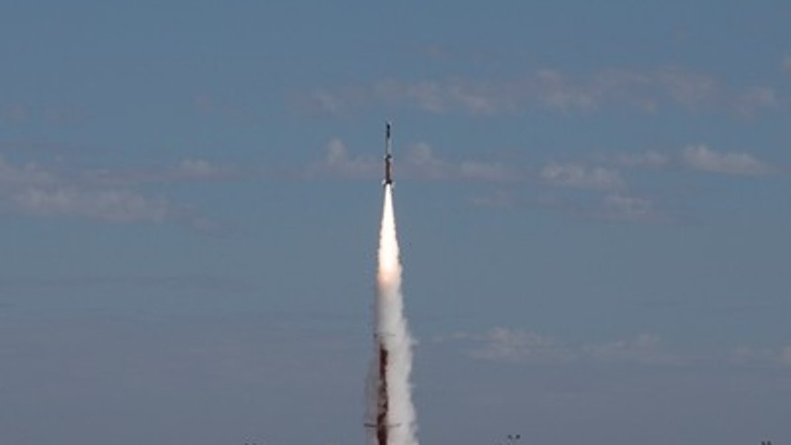 Australia's Defence Science and Technology Group and the US Air Force Research Laboratory completed an experimental hypersonic flight out of the Woomera Test Range in South Australia. (Australian Department of Defence)