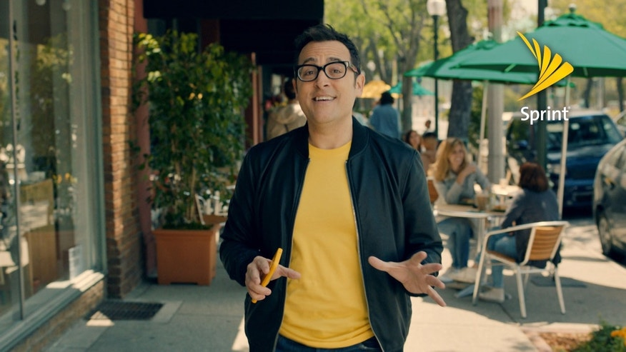 Paul Marcarelli for Sprint.