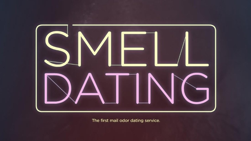 Screenshot from smell.dating