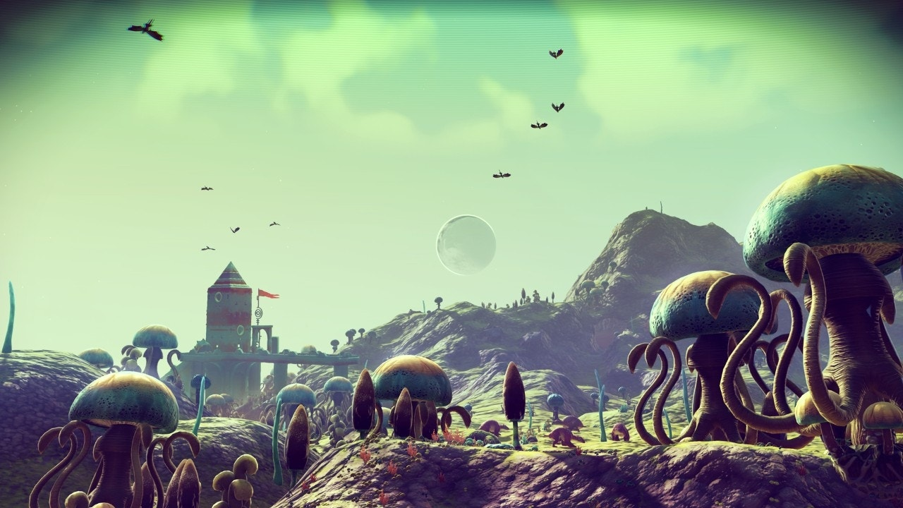 'No Man's Sky' review: A beautiful and immersive journey