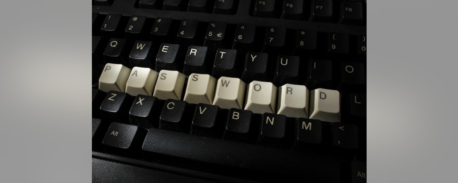 A computer keyboard with letters stacked forming the word 'password'  is seen in this illustration picture taken in Warsaw, December 12, 2013.  REUTERS/Kacper Pempel (POLAND - Tags: SCIENCE TECHNOLOGY) - RTX16N7Q