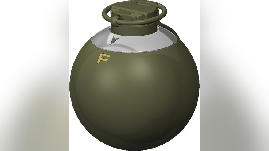 The Enhanced Tactical Multi-Purpose (ET-MP) grenade (U.S. Army).