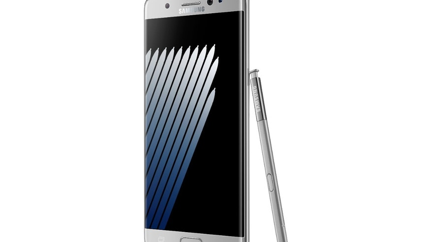 File image - Samsung Galaxy Note 7 (Samsung).