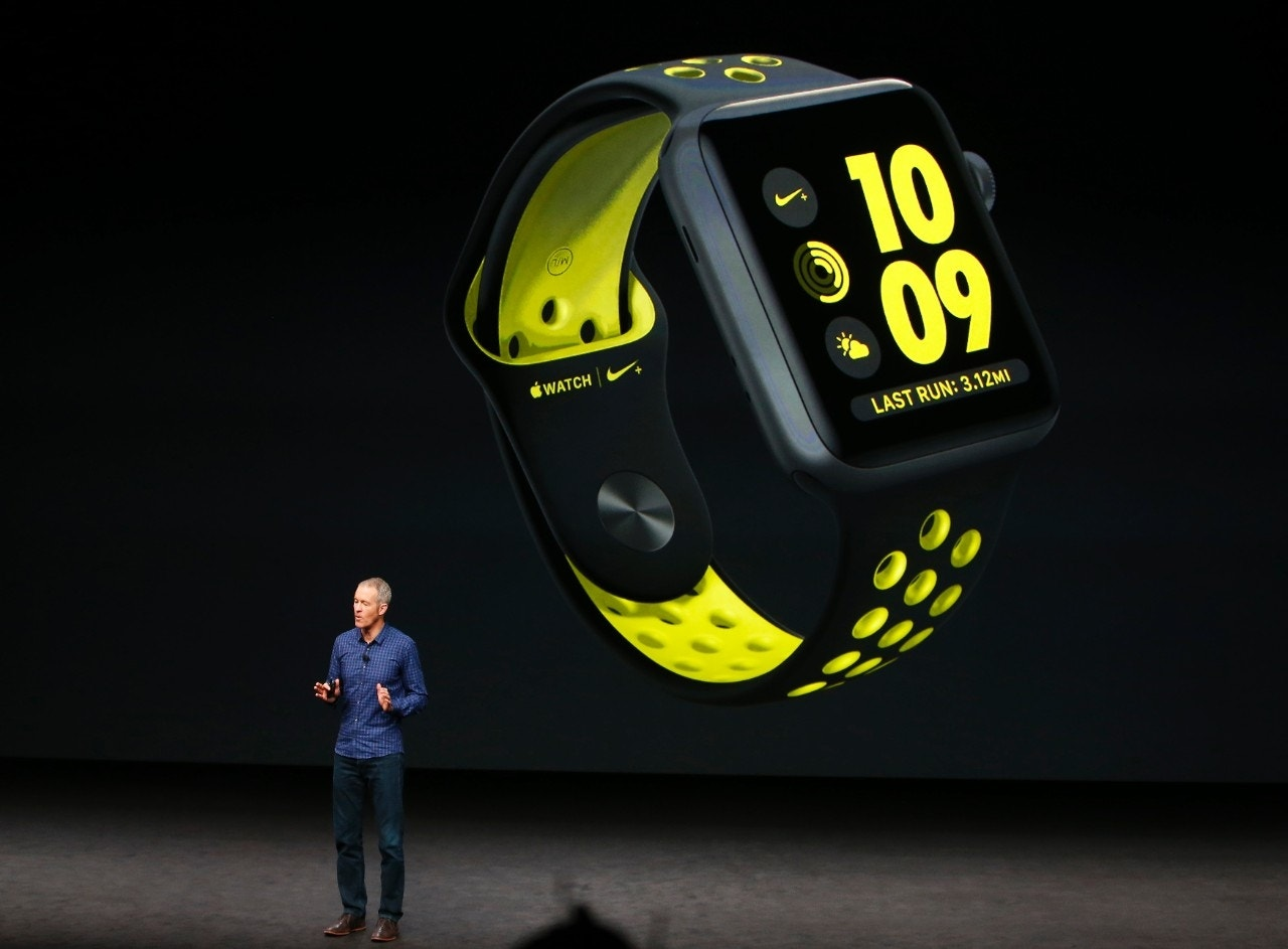 Time to get a smartwatch? Apple Watch Nike+ review