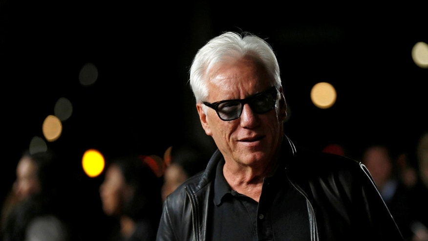 "File photo - Actor James Woods poses at the premiere of ""Bleed for This"" in Beverly Hills, California U.S., Nov. 2, 2016. (REUTERS/Mario Anzuoni)"