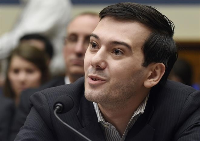 'Creepy' Photo Collage Gets Martin Shkreli Suspended from Twitter