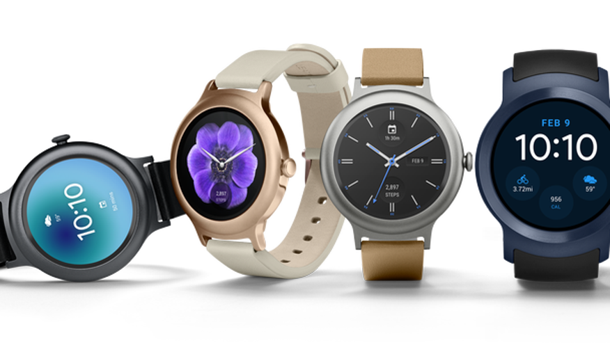 Google and LG debut Android Wear 2.0 with new watches ...
