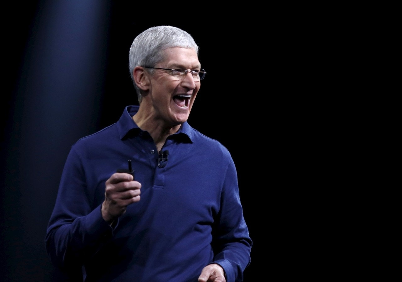Tim Cook believes that augmented reality could be as big as the smartphone