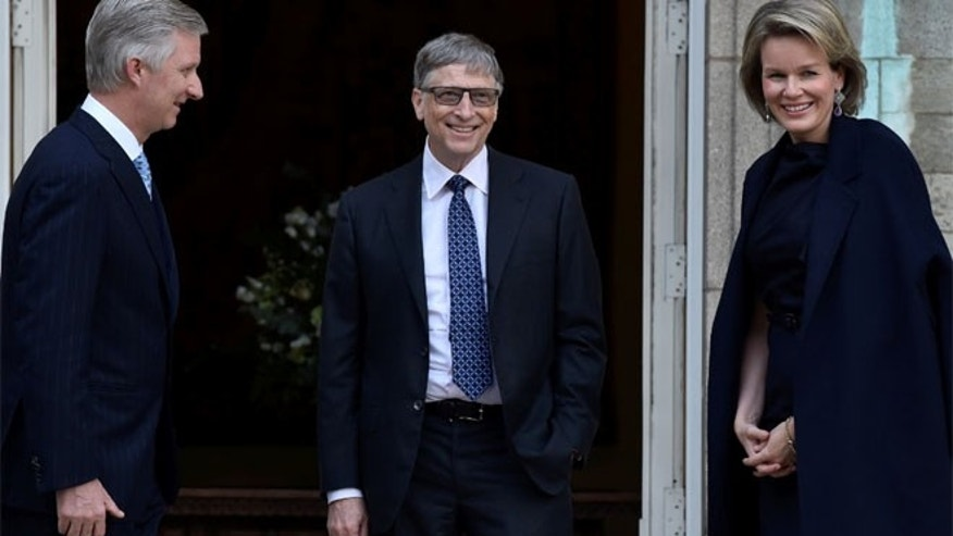 Bill Gates Wants To Have A Robot Tax