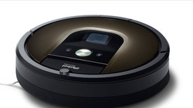 iRobot enters the smart home with Roomba(R) 980 vacuum cleaning robot.
