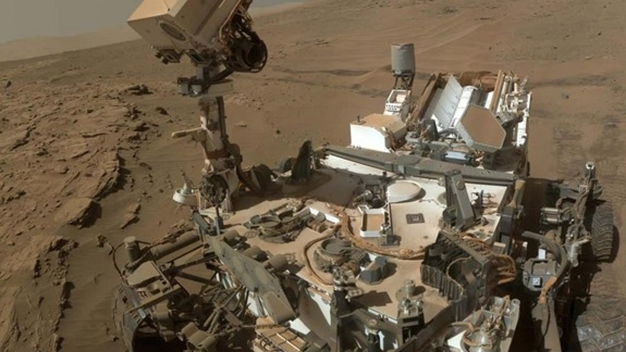 nasa curiosity latest news-#23