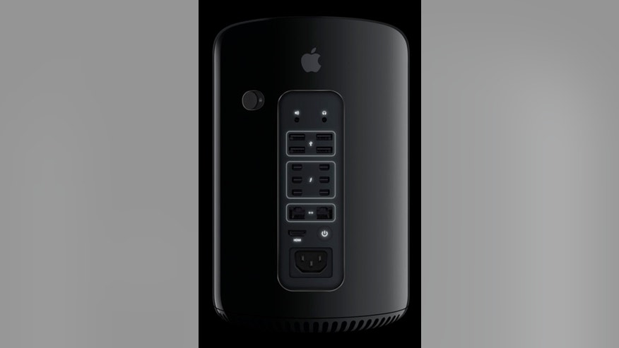 MAC PRO / CREDIT: APPLE