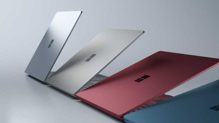 Can Microsoft S Surface Laptop Put Some Hurt On The