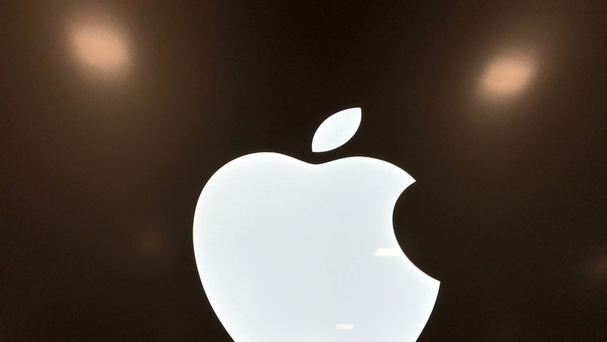 File photo: An Apple logo is seen in a store in Los Angeles, California, U.S., March 24, 2017. (REUTERS/Lucy Nicholson)
