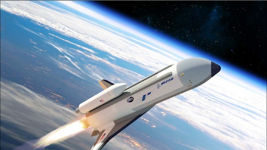 Boeing, DARPA building unmanned hypersonic spaceplane