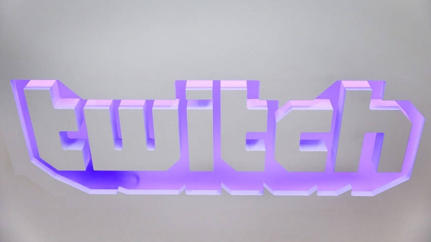 File photo: The twitch logo is seen at the offices of Twitch Interactive Inc, a social video platform and gaming community owned by Amazon, in San Francisco, California, U.S., March 6, 2017. (REUTERS/Elijah Nouvelage)