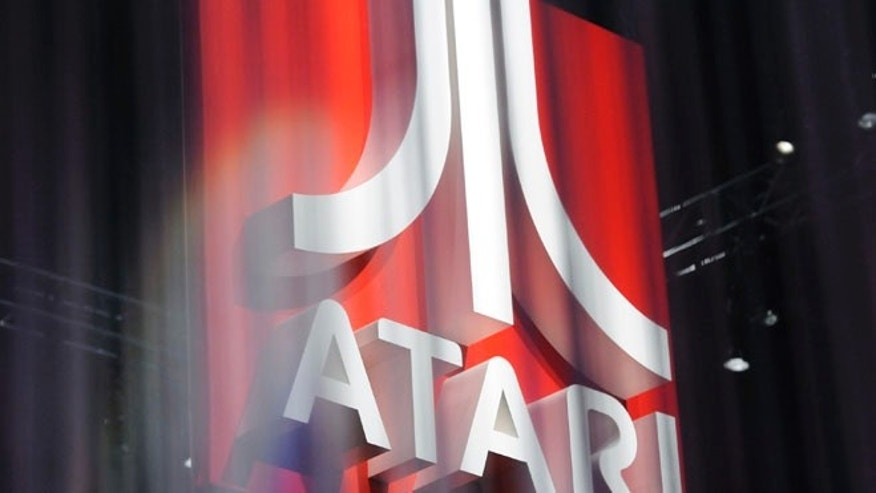 File photo - June 8, 2011: The Atari booth is pictured during E3, the Electronic Entertainment Expo, in Los Angeles.