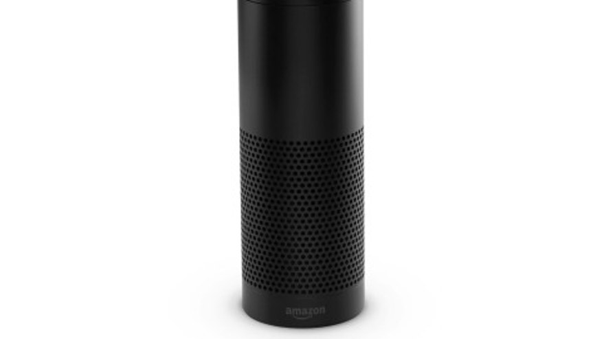 File photo - This product image provided by Amazon shows the Amazon Echo. (AP Photo/Amazon)