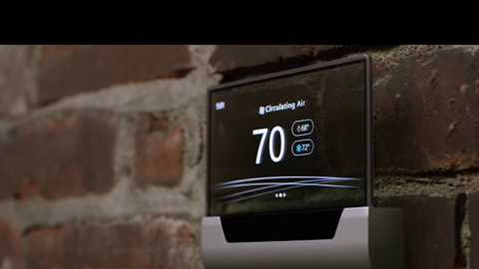 As the inventors of the first thermostat, Johnson Controls has innovated once again with GLAS. (Credit: Microsoft, YouTube)