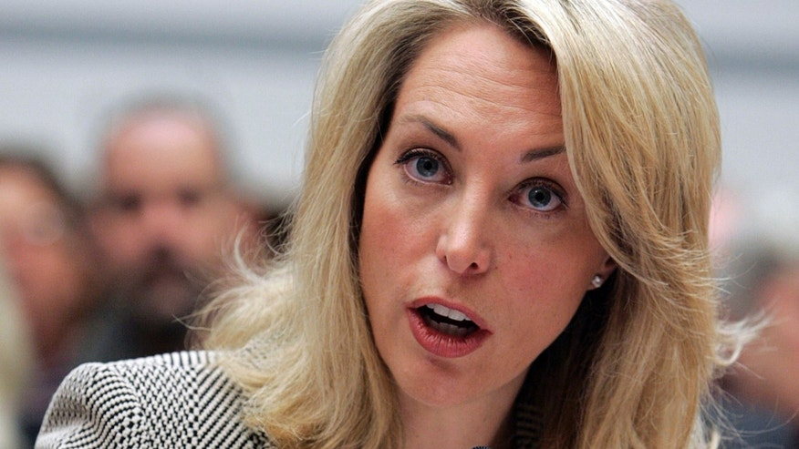 Former CIA employee Valerie Plame Wilson testifies at a House Oversight and Government Reform Committee hearing on Capitol Hill in Washington March 16, 2007.