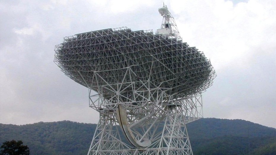 File photo - Green Bank Telescope (REUTERS/NRAO/AUI-Handout)