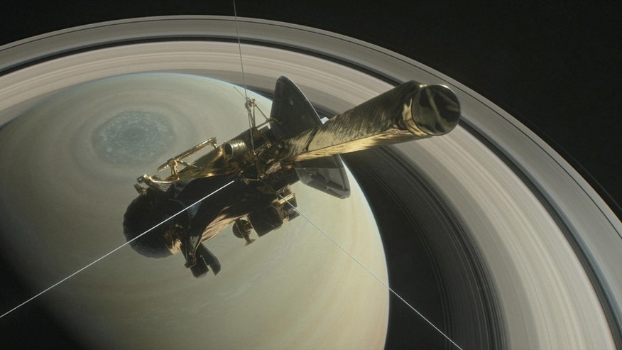 These Are the Highest Resolution Photos of Saturn's Rings Ever Taken