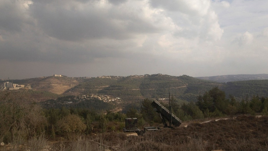 Israel bombs occupied Golan Heights