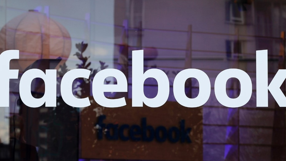 File photo - the logo of Facebook is pictured on a window at new Facebook Innovation Hub during a media tour in Berlin, Germany, February 24, 2016. (REUTERS/Fabrizio Bensch/File Photo)