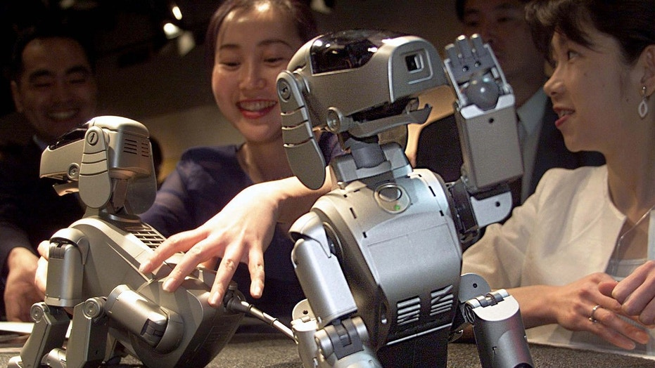 Sony on Wednesday announced a new version of Aibo – more than a decade after we last saw the adorable robotic pup. (Credit: Reuters)