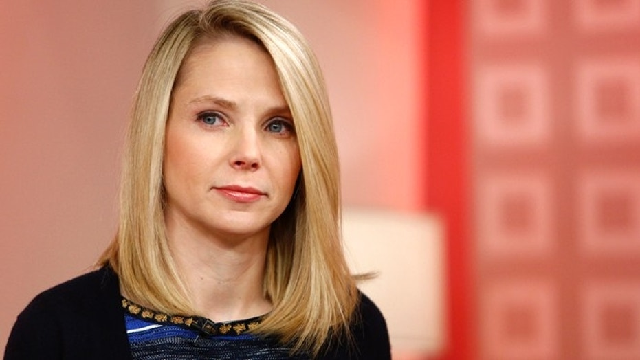 Former Yahoo CEO Marissa Mayer admitted on Capitol Hill Wednesday that the Silicon Valley giant still doesn't understand how hackers managed to compromise the information of billions of Yahoo users. (AP Photo/NBC Peter Kramer/NBC/NBC NewsWire)