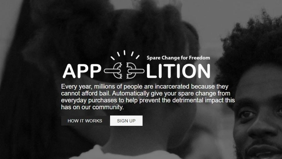 Appolition launched there weeks ago and has already raised more than $11,000 to bail people out of jail.