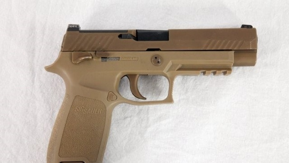 Meet the US Army's new pistol