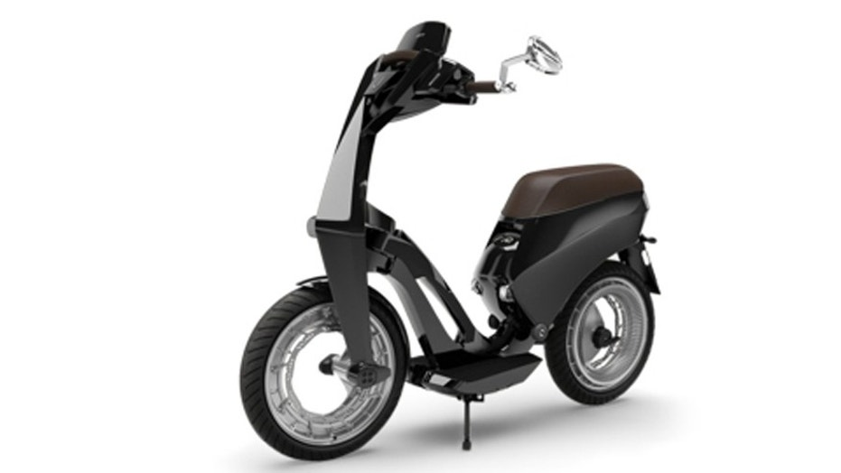Ujet electric scooter (Business Wire)