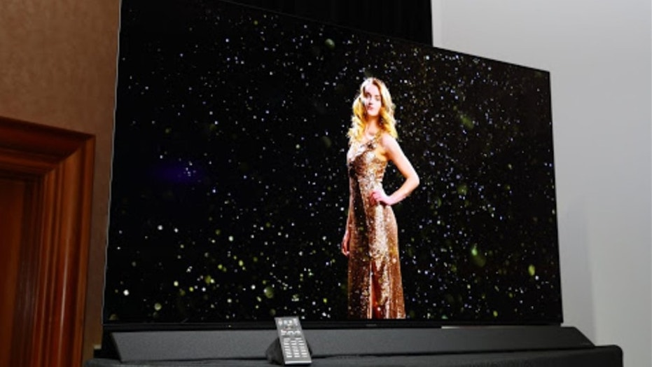 New Sony AF8 4K OLED TVs Announced At CES