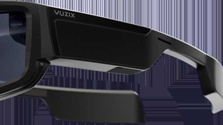 Vuzix Blade Smart Sunglasses. (Credit: Vuzix)