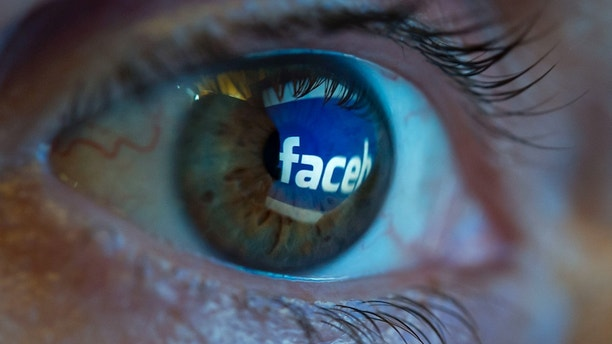 facebook creepy pic AP