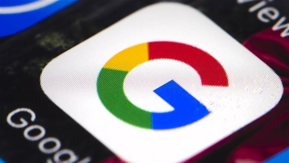 The Google mobile phone icon.