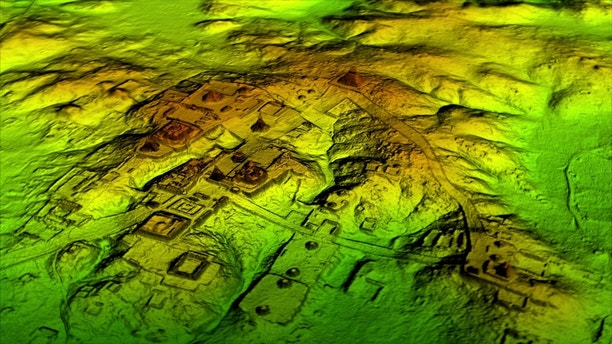 1517600179579 - Mysterious lost Maya cities discovered in Guatemalan jungle