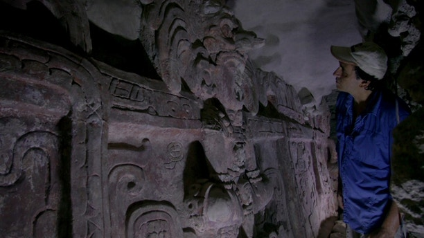 1517599991789 - Mysterious lost Maya cities discovered in Guatemalan jungle