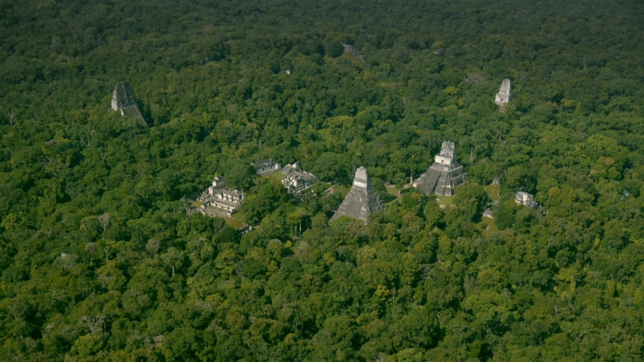 1517599658141 - Mysterious lost Maya cities discovered in Guatemalan jungle