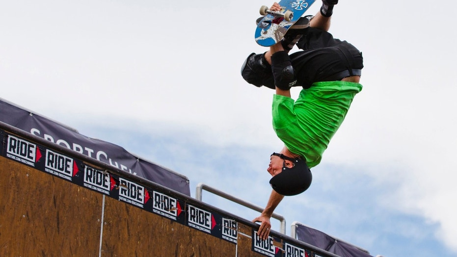 1518028639168 - Tony Hawk teams up with'The Super Slow Show' in YouTube's latest original series