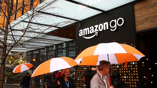 amazon go reuters