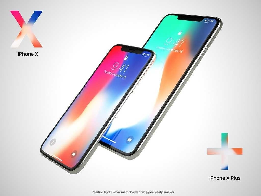Is a Bigger iPhone X Coming in 2018?