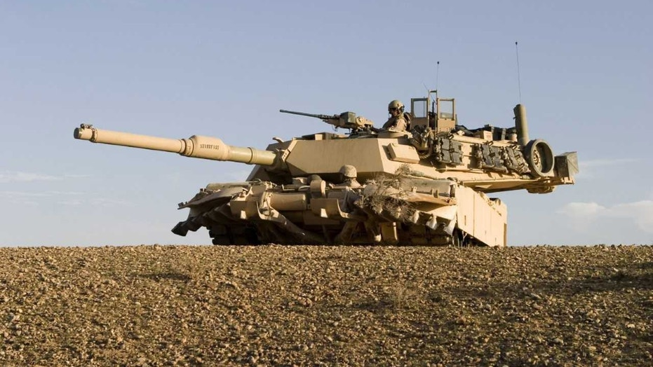 1519921140397 - US Army tanks get futuristic shields to destroy incoming threats
