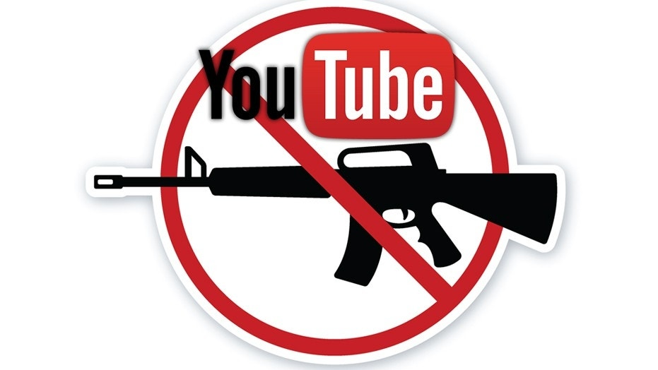 Youtube has announced that it will now be implementing restrictions on videos that feature firearms and accessories.