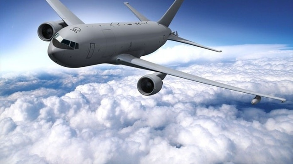 The KC-46A Tanker will usher in a new era of aerial refueling technology. (Credit: US Air Force)